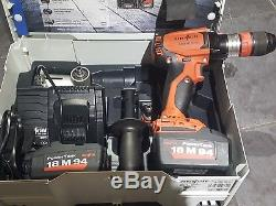 Mafell Cordless Impact Drill Driver ASB 18 M BL In T-Max Systainer