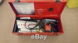 Mafell KSS 60cc 110V Cross Cutting Saw System hardly used in metal case