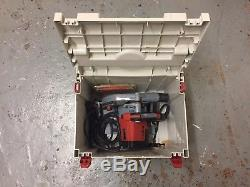 Mafell MT55cc Plunge Saw 230v guide rails & carry bag included
