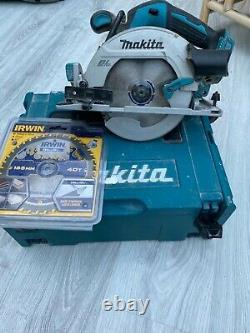 Makita 18v tool set, 6 piece with batteries and chargers