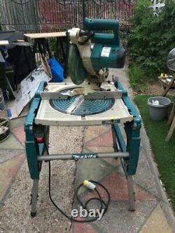 Makita LF1000 260mm Flip Over Table Saw, Used, Good Condition, Power Cable