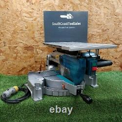Makita LH1200FL 110v Combined Table & Mitre Saw. GWO. FREE P&P'2726