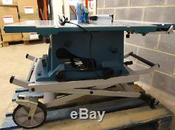 Makita MLT100 10 240V 1500W Table Saw with Stand (Never Used)