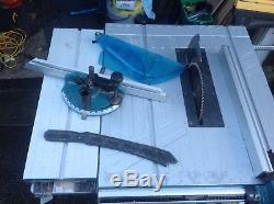 Makita MLT100 Table Saw with Stand 110v