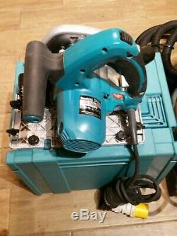 Makita Sp6000 165mm Plunge Saw+makita 446l Wet And Dry Vacuum Dust Extractor