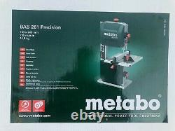 Metabo BAS 261 240v Precision Band Saw Barely Used Excellent Condition