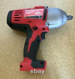 Milwaukee 2663-20 M18 1/2-Inch High Torque Impact Wrench Friction Ring, GR