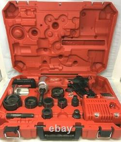 Milwaukee 2677-21 M18 ForceLogic 6T Knockout Tool Kit 1/2 2, GR