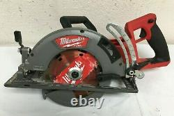 Milwaukee 2830-20 M18 FUEL Rear Handle 7 1/4in. Circular Saw, Tool Only, GR