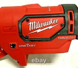 Milwaukee M18 Cordless Force Logic Cable Cutter 750 MCM Cu Jaws 2672-20