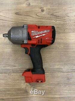 Milwaukee M18FHIWF12- FUEL 1/2 inch Impact Wrench Naked Body