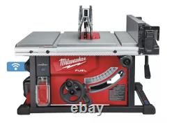 Milwaukee One-key 18v Fuel 210mm Table Saw M18fts210 12.0ah Pack