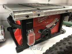 Milwaukee Table Saw M18FTS210 Fuel One Key Bare Unit