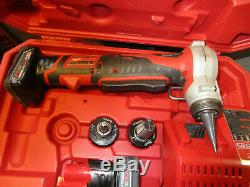 Milwaukee Tool 2432-22XC ProPex Uponor M12 Expansion Kit Tubing Install Expander