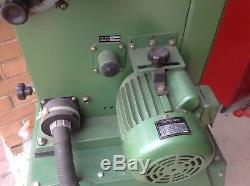 Multico. Tbs 350 Bandsaw With Vaccum Extraction