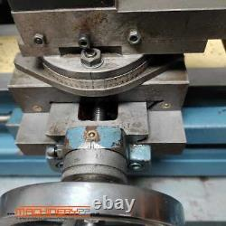 NuTool NTL400P Metal Lathe and Mill Drill, Accessories & Stand