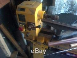 Perform Ccbl Wood Lathe