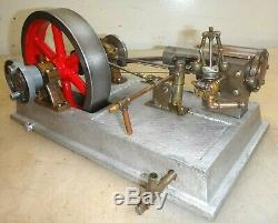 REICO MODEL STEAM ENGINE by NORM REISINGER Very Nice Old Scale Model