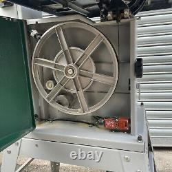 Record Power BS300 Bandsaw 240v Missing Fence