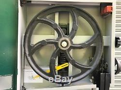 Record Power BS400 Bandsaw 240v Nearly New