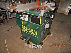 Record Power Maxi 26 plus Combination Woodworking Machine