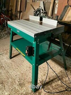 Record Power RPMS-R Router Table (inc. Makita Router) 240v