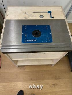 Router, Router Table and Router Lift