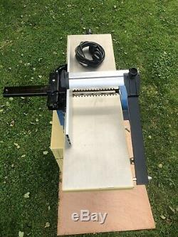 SCHEPPACH HMS 260 planer thicknesser Lightly Used and in fantastic condition