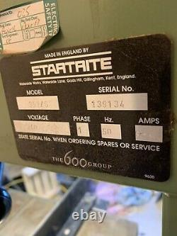 STARTRITE 352 S BANDSAW 2 SPEED 240v VERY GOOD CONDITION