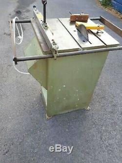STARTRITE table saw 220v FREE DELIVERY