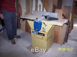 Scheppach HMS260 Planer Thicknesser 240v Great Condition Barely Used