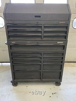 Sealey AP41BESTACK Tool Chest 17 Drawer Combi Soft Close Drawers + Power Bar