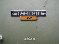 Startrite 352 Bandsaw 3 phase