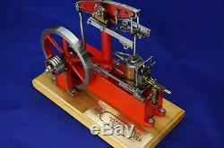 Stuart Beam Steam Engine, well made