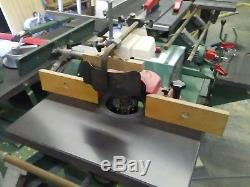 Table saw Kity 5 in 1 woodworking station