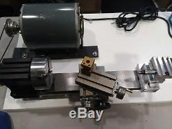 Taig Lathe with many accessories