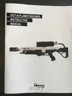 The Boring Company Not a Flamethrower + $5 Letter Collectors Investment