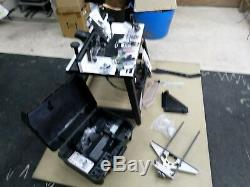Trend T11EK 1/2in Variable Speed Router 240Volt with Trend CRT/MK 3 Router Table