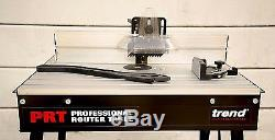 Trend professional router table, PRT 240v