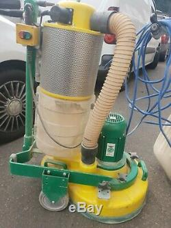 Trio Floor Sander And Bone Belt