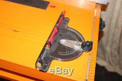 Triton saw bench router table + router, circular saw and jigsaw