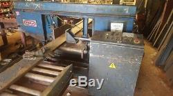 Used metal cutting band saw TMJ PP501