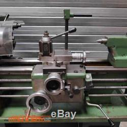 WARCO BH600 Metal Working Lathe, 240V, single phase, with stand and accessories
