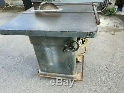 Wadkin table saw 240v FREE DELIVERY