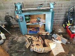 Wood Turning Lathe Myford ML8 Plymouth