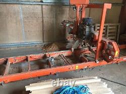 Woodmizer Sawmill Lt 15 With Setworks